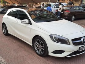 Used 2014 Mercedes Benz A Class A180 Sport AT for sale in Mumbai