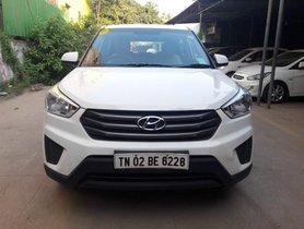 2016 Hyundai Creta 1.6 VTVT E Plus MT for sale in Chennai