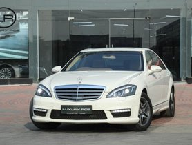 2007 Mercedes Benz S Class 320 CDI AT 2005 2013 for sale at low price in Ludhiana
