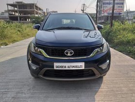 Used 2017 Tata Hexa XT MT for sale in Indore