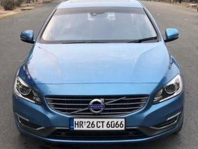 2015 Volvo S60 D4 KINETIC AT for sale at low price in New Delhi