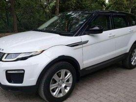 2016 Land Rover Range Rover Evoque Diesel AT for sale in New Delhi