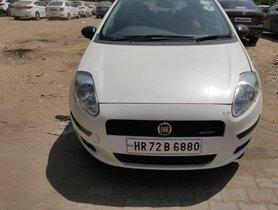 2013 Fiat Punto 1.3 Active Diesel MT for sale in New Delhi