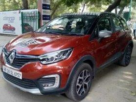 2018 Renault Captur Diesel MT in New Delhi