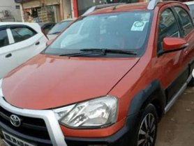 Used 2014 Toyota Etios Cross GD MT low price
