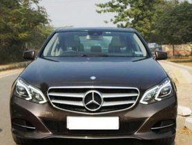 Used Mercedes Benz E-Class E250 CDI Avantgrade AT 2013-2015 car at low price in New Delhi