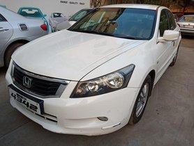 Used 2010 Honda Accord 2.4 MT for sale in Pune