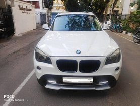 Used 2011 BMW X1 sDrive 20d xLine AT for sale in Chennai