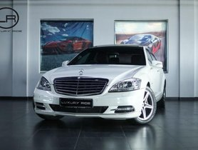 Used Mercedes Benz S Class S 350 CDI AT car at low price in Ludhiana