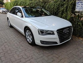 Used Audi TT AT car at low price in Mumbai