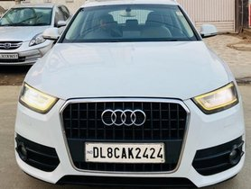 Used 2014 Audi Q3 AT 2012-2015 for sale in Noida