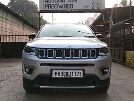 Jeep Compass 2.0 Limited 4X4 MT for sale in Pune