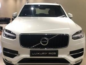 Used Volvo XC90 D5 Momentum AT car at low price in New Delhi