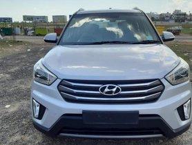 2016 Hyundai Creta  1.6 VTVT SX Plus Dual Tone MT for sale in Chennai