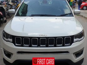 Jeep Compass 2.0 Limited MT 2018 in Bangalore