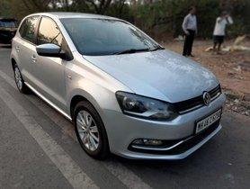 Volkswagen Polo 2013-2015 1.5 TDI Highline MT for sale in Mumbai
