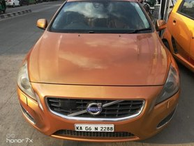 Volvo S60 AT 2011 in Bangalore