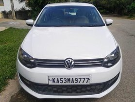 Volkswagen Polo 2013-2015 1.2 MPI Highline MT for sale in Bangalore