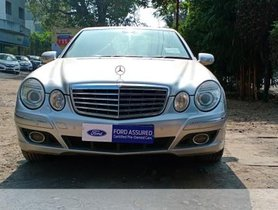 2009 Mercedes Benz E-Class 280 CDI Elegance AT 2009-2013 for sale at low price in Kolhapur