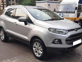 2017 Ford EcoSport  1.5 Ti VCT MT Titanium for sale in Mumbai