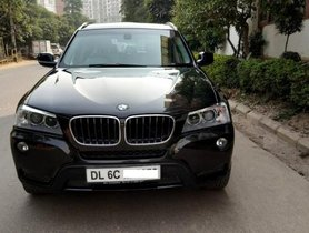 2012 BMW X3 xDrive30d AT for sale at low price in Gurgaon