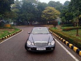 Mercedes Benz E-Class 1993-2009 230 E AT 2009 in New Delhi