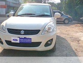 Used Maruti Suzuki Dzire VDI MT car at low price in Kolhapur