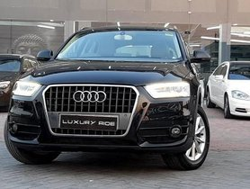 Used Audi Q3 AT 2012-2015 car at low price in Ludhiana