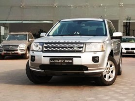 2011 Land Rover Freelander 2 AT for sale at low price in Ludhiana