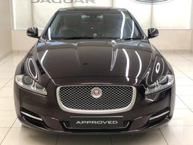 Jaguar XJ 3.0L AT 2014 in Mumbai