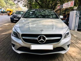 2016 Mercedes Benz 200 AT for sale at low price in Pune