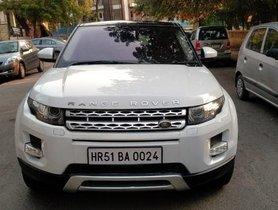 Land Rover Range Rover Evoque 2011-2014 2.2L Pure AT for sale in New Delhi