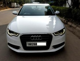 Used 2012 Audi A6 AT 2011-2015 for sale in Gurgaon