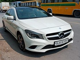 Used 2016 Mercedes Benz 200 AT for sale in New Delhi