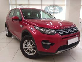 Used Land Rover Discovery Sport TD4 HSE AT 2016 in Mumbai