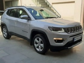 Used Jeep Compass 1.4 Limited Option AT 2018 in New Delhi