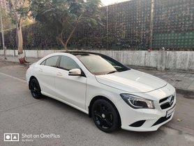 Used 2016 Mercedes Benz 200 AT for sale in Mumbai