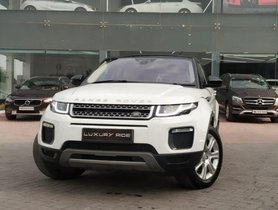 Used Land Rover Range Rover Evoque HSE AT 2016 in Ludhiana