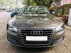 Used 2011 Audi A7 AT for sale in Pune