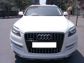 Used Audi Q7 35 TDI Quattro Technology AT 2014 in Mumbai