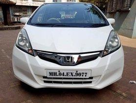 Used Honda Jazz V MT car at low price in Mumbai