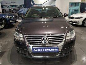 Used 2010 Volkswagen Passat 1.8 TSI MT for sale in Mumbai