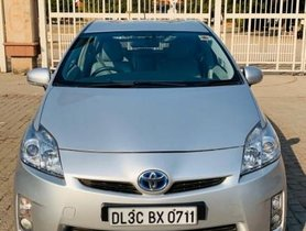 2012 Toyota Prius AT 2009-2016 for sale at low price in New Delhi