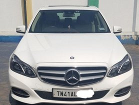 Mercedes-Benz E-Class 2013-2015 E250 CDI Avantgrade AT for sale in Coimbatore