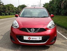Used Nissan Micra Active XV MT 2013 in Hyderabad