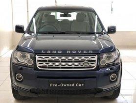 Used Land Rover Freelander 2  SE AT car at low price in Mumbai