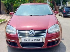 Used Volkswagen Jetta 2007-2011 1.9 Highline TDI 2009 AT for sale in Coimbatore