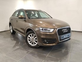 2013 Audi Q3 AT 2012-2015 for sale in Mumbai
