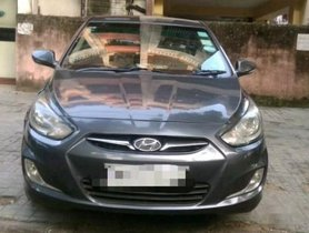 2013 Hyundai Verna CRDi SX MT for sale in Kolkata