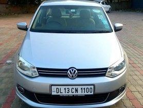 Used Volkswagen Vento Petrol Highline MT car at low price in New Delhi
